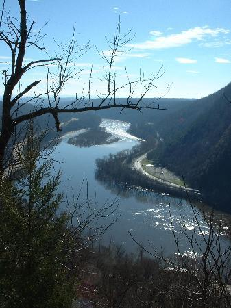 Delaware Water Gap, Pennsylvanie : Scene 2