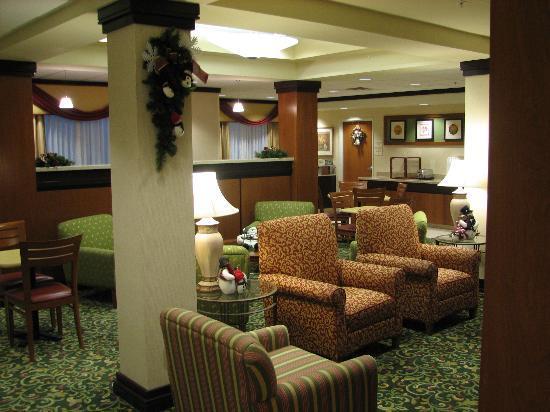 希拉景萬豪費爾菲爾德客棧及套房飯店照片