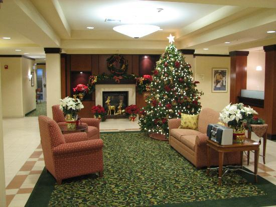Fairfield Inn & Suites Sierra Vista: Lobby