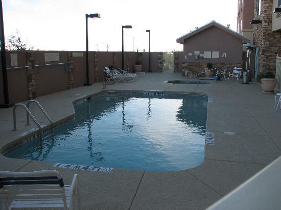 Fairfield Inn & Suites Sierra Vista: Pool