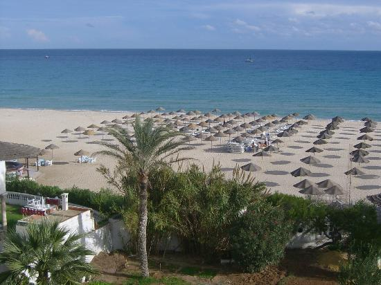 Le Marabout Hotel : view