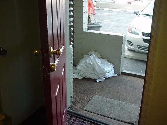 Rodeway Inn Downtown: clean??????