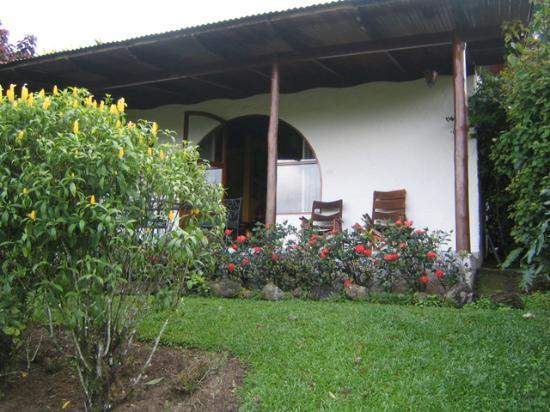La Mansion Inn Arenal Hotel: Our home for 7 nights.