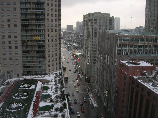 Another From Room 2170 Picture Of Hilton Garden Inn Chicago Downtown Magnificent Mile Chicago