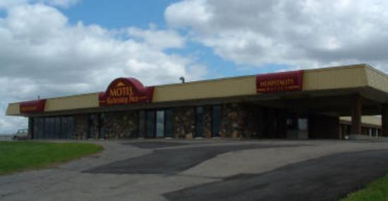 Swift Current, Canada: Motel
