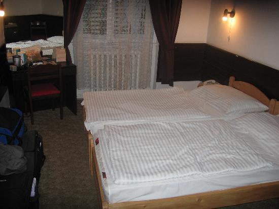 Hotel Kulturinnov: Room