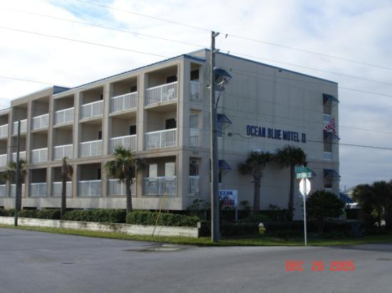Oceanview Lodge: Ocean Beach Motel II