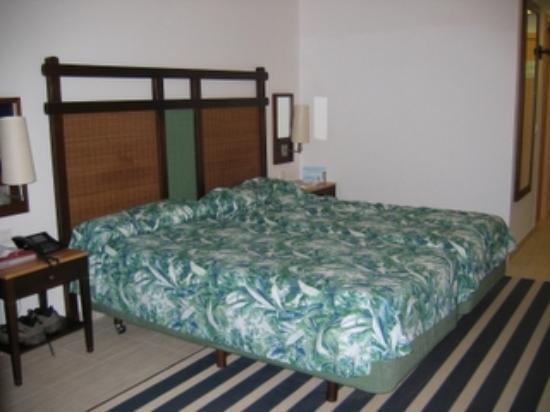 Hotel Costa Calero: Bedroom view 1