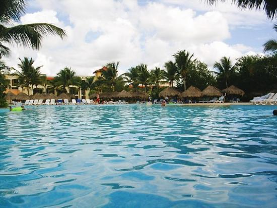 Iberostar Hacienda Dominicus : swimming pool