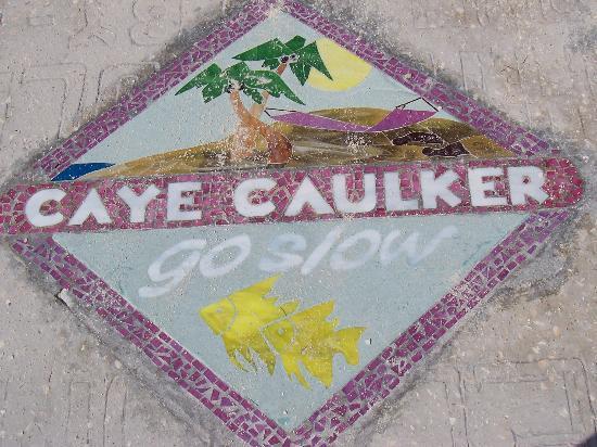 Maxhapan Cabanas: Caye Caulker