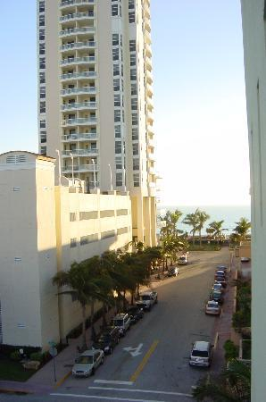 Ocean Spray Hotel: Room view