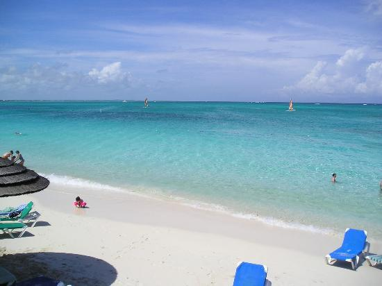 Beaches Turks and Caicos Resort Villages and Spa: The Beach again!