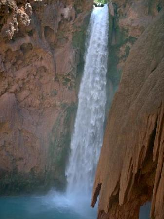 Havasupai Lodge: Mooney Falls
