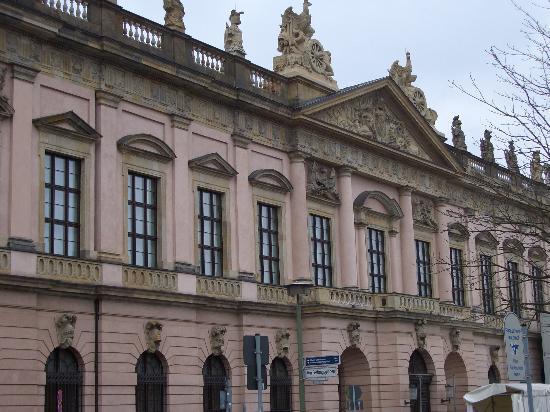 Museo Histórico Alemán: Original wing