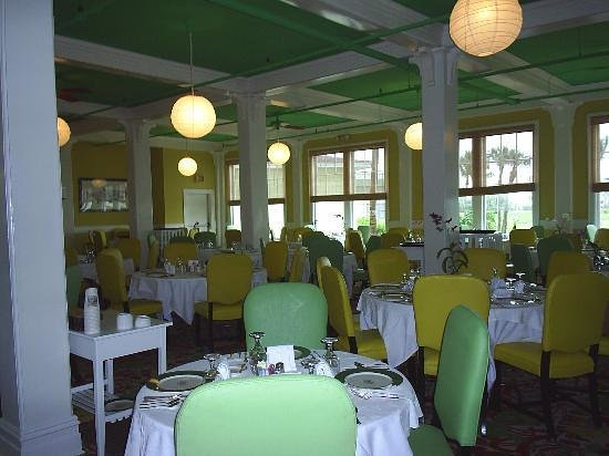 Gasparilla Inn & Club: Dining Room