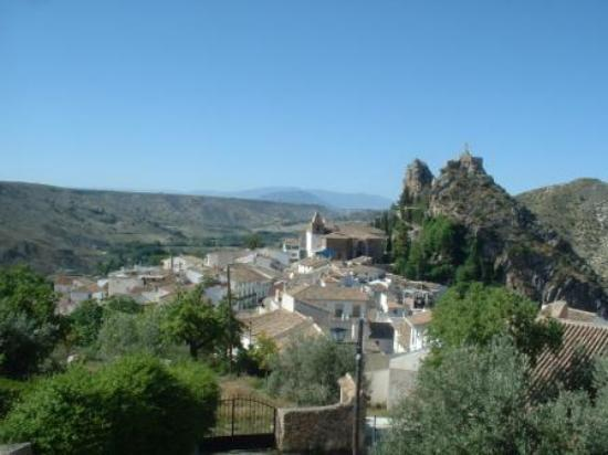 Andalusien, Spanien: Castril Village