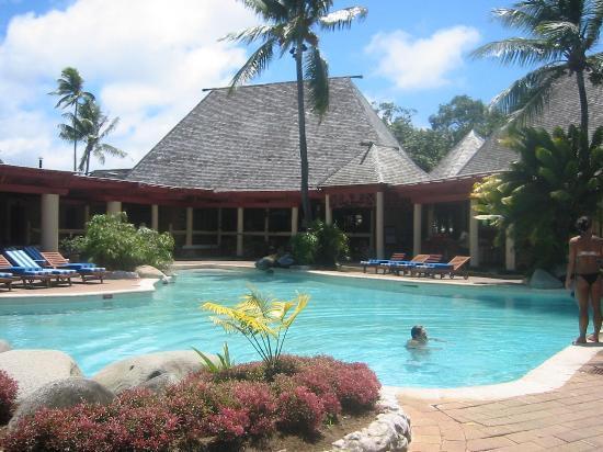 Takali Adults Swimming Pool Picture Of Shangri La 39 S Fijian Resort Spa Yanuca Island