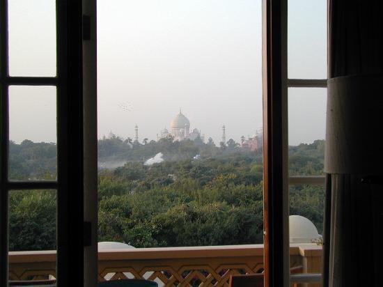 The Oberoi Amarvilas : Taj from room