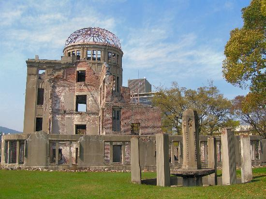 A Bomb Dome - Picture of Hiroshima Peace Memorial Museum, Hiroshima - TripAdv...