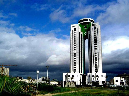 Trípoli, Libia: Modern Building