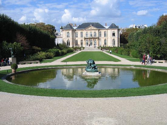 Zdjęcia Musée Rodin, Paryż