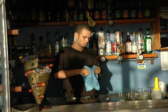 Little Arches Boutique Hotel: Bar at Cafe Luna