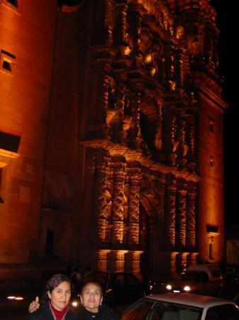 Museo de Francisco Goitia : Catedral de Zacatecas