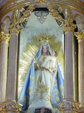 Museo de Francisco Goitia : Cerro de la Bufa de Zacatecas:  Capilla de la Virgen del Patrocinio