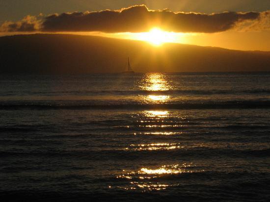 Ka'anapali Beach Photo