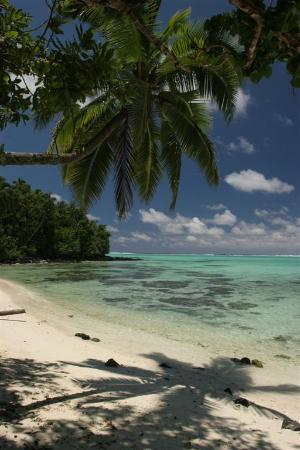 Aitutaki, Cook Islands: Maina