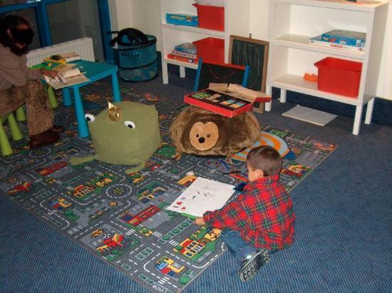 Wyndham Garden Wismar: children's corner
