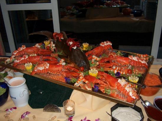 Wyndham Garden Wismar: buffet