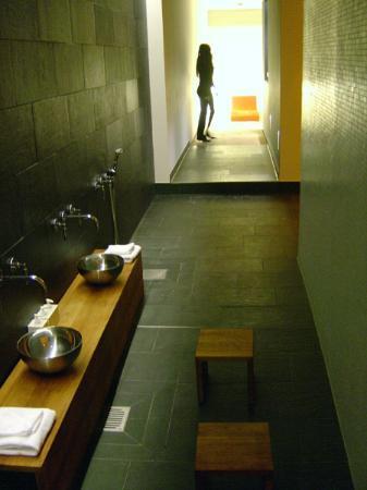 Hotel Q!: The spa