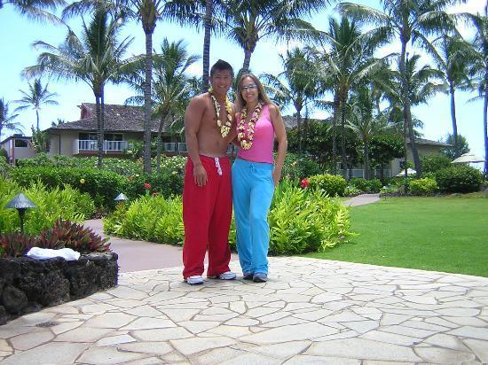 Grounds Of Kauai Coast Resort Picture