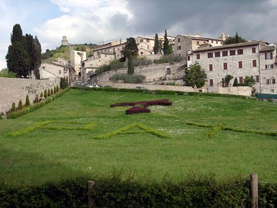 Assisi-bild
