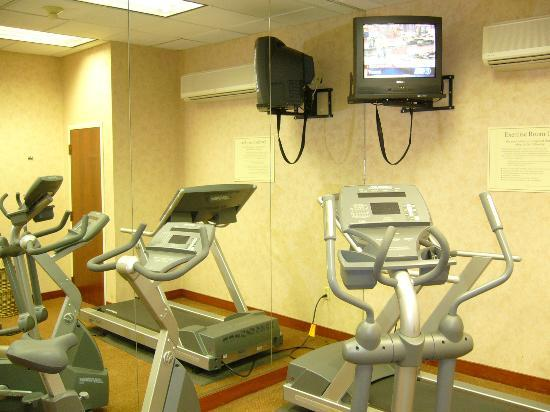 La Quinta Inn & Suites New Haven: Fitness Center