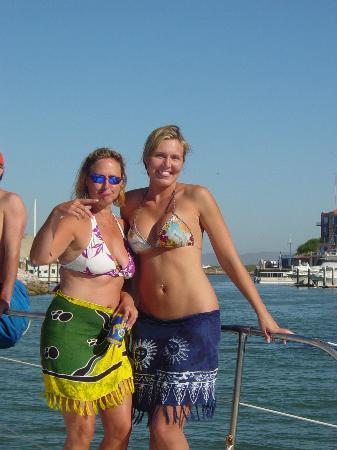 Costa de Oro Beach Hotel: Deer Island Tour aka Booze Cruise!