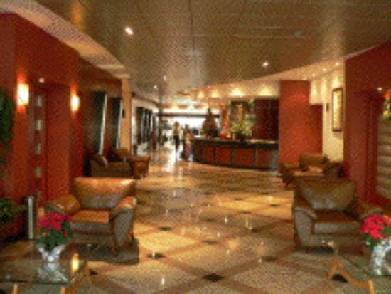 Hotel Riazor : Lobby