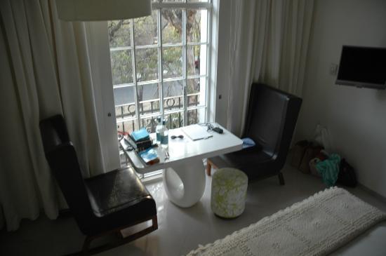 Condesa DF: My room