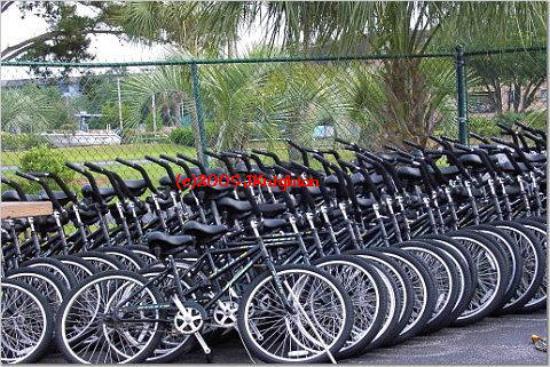 Hilton Head Island Beach & Tennis Resort: on site bike rental