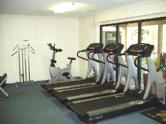 Hilton Head Island Beach & Tennis Resort: fitness center