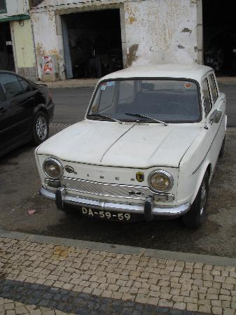 Vila Galé Albacora: Vila Gale Albacora Courtesy Vehicle