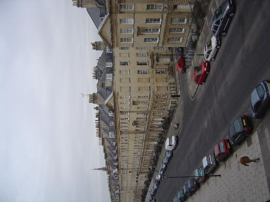Dukes Hotel: Another view from room