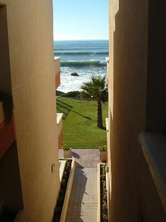 Punta Morro Hotel: View from hotel stairwell