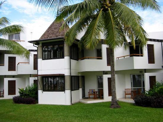 Sheraton Denarau Villas : View of our Villa Ground Floor