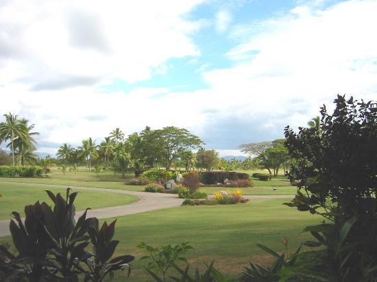 Sheraton Denarau Villas : A lovely Golf Course