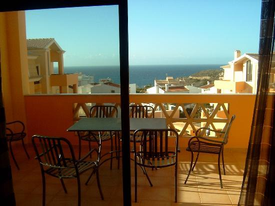 Estrela da Luz: Many apts have sea views