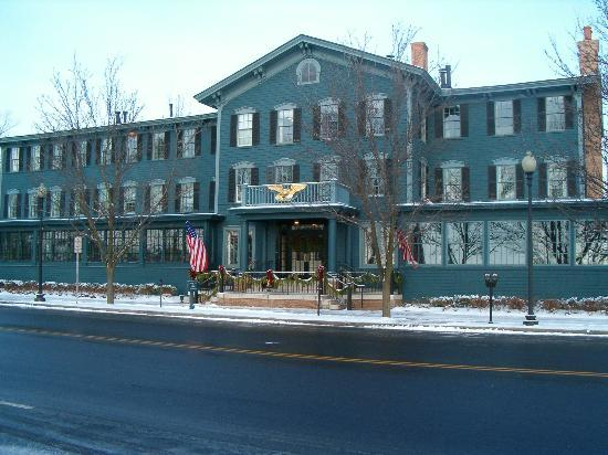 Packwood House: Sherwood Inn