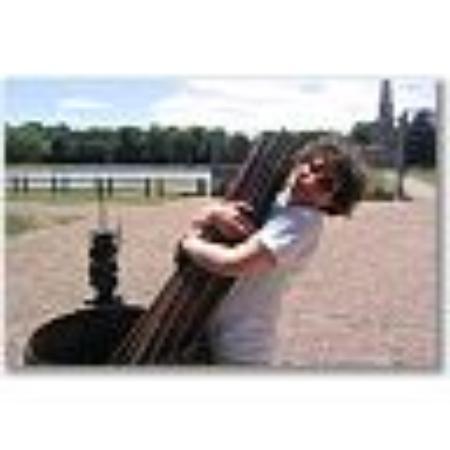 Parc de la pagode de Chanteloup : Huge game of pick-up sticks!