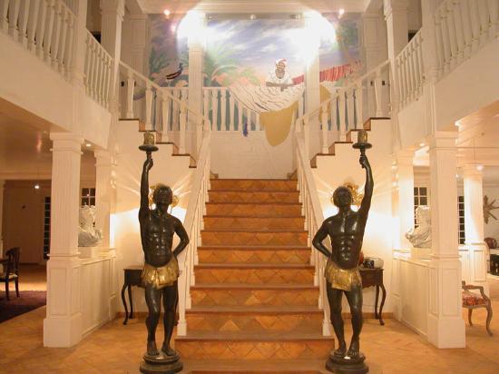 Casa Grande Sao Vicente: Hall of the Hotel